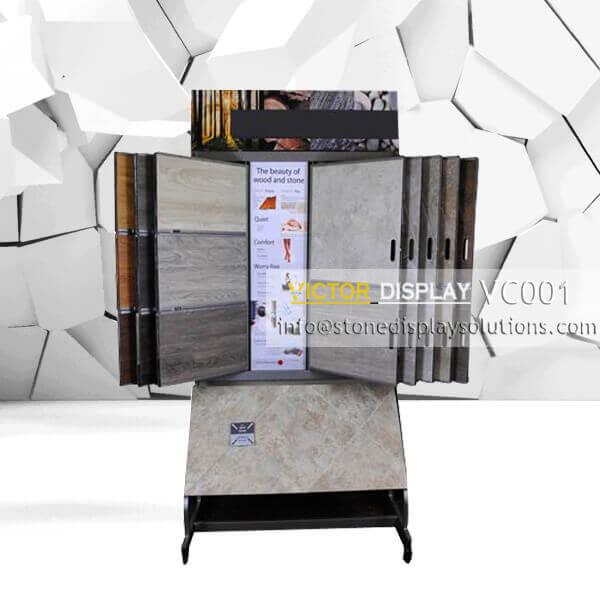 VC001 Ceramic Tile Wall Tile Sample Rack