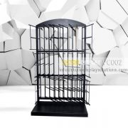VC002 Powder Coated Black Tiles Showroom Display (2)