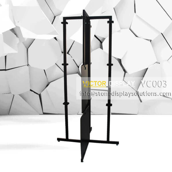 VC003 Tiles Display Showroom Stand Rack (1)