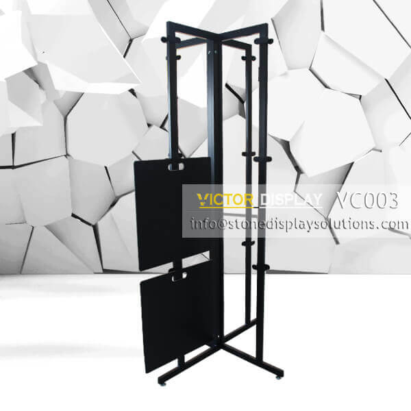 VC003 Tiles Display Showroom Stand Rack (3)