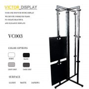 VC003 Tiles Display Showroom Stand Rack (4)