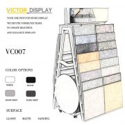 VC007 Wall Ceramic Tile Display Cradle (1)