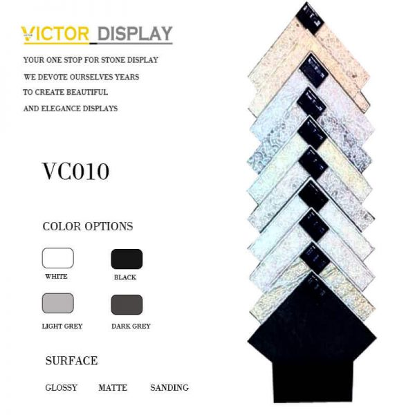 VC010 Waterfall Porcelain Tile Rack (1)