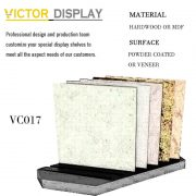 VC017 MDF Display Base with slots to display ceramic tiles (1)