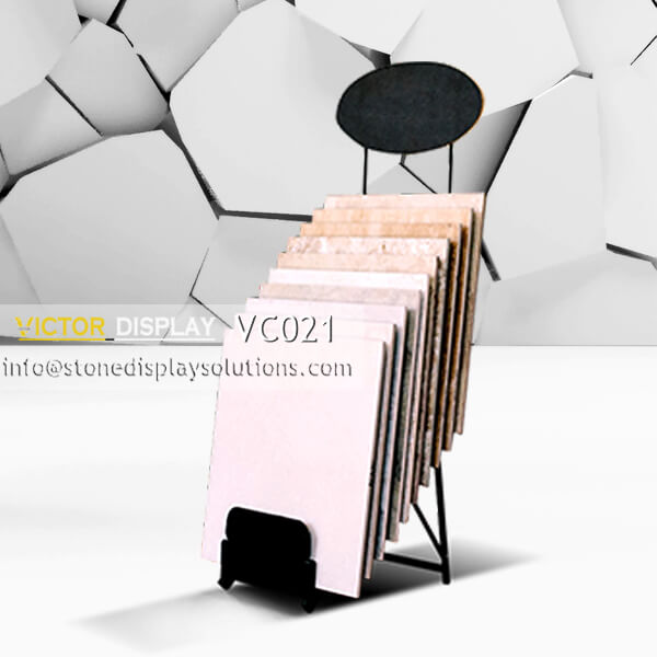 Vc021 Ceramic Tiles Display Rack 2
