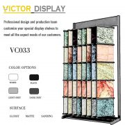 VC033 Marble Granite Free Standing Display Rack (1)