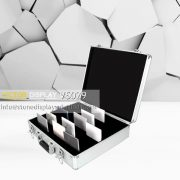 VS029 Aluminum Stone Samples Carrying Case (1)