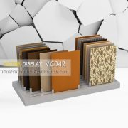 VC042 Wooden Flooring Display Stands (2)