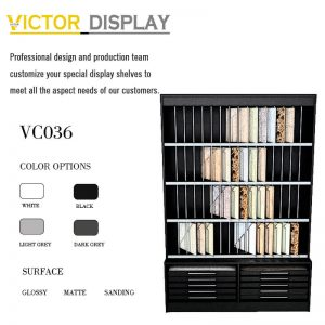 Ceramic Tile Pop Up Display