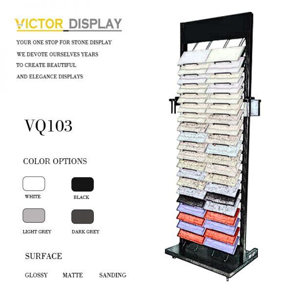 VQ103-1 STONE QUARTZ SAMPLE DISPLAY jpg