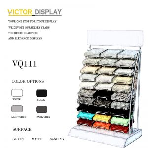 VQ111 Quartz Stone Counter Display