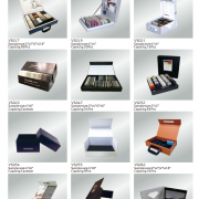 Stone Sample Case Sample Box from Victor DIsplay