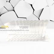 VQ080 Acrylic Counter Top Display