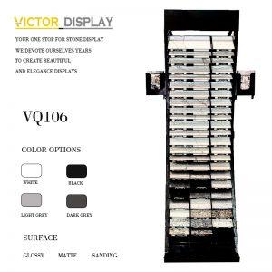VQ106 Free Standing Display Units for Quartz Stone