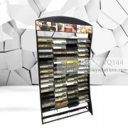 Marble Quartz Granite Display Tower