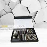 VS047 Stone Tiles Color sample kit VS001 (1)