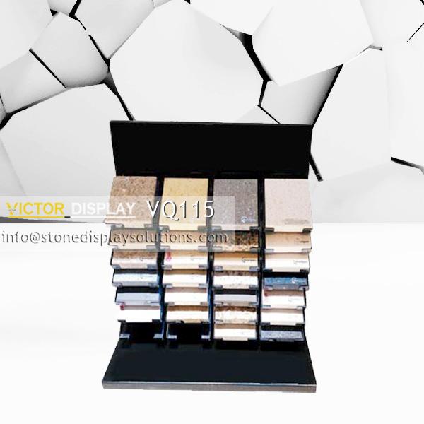 VQ115 Stone Showroom CounterTop Display
