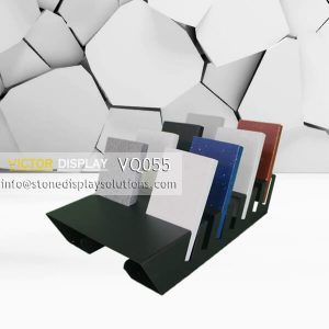 VQ055 High-grade stone countertops display rack
