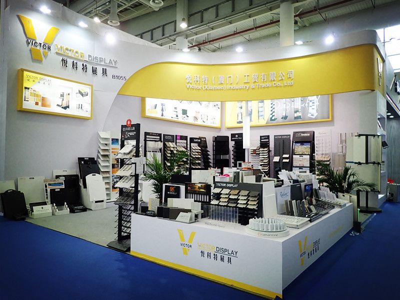 Victor Display Booth