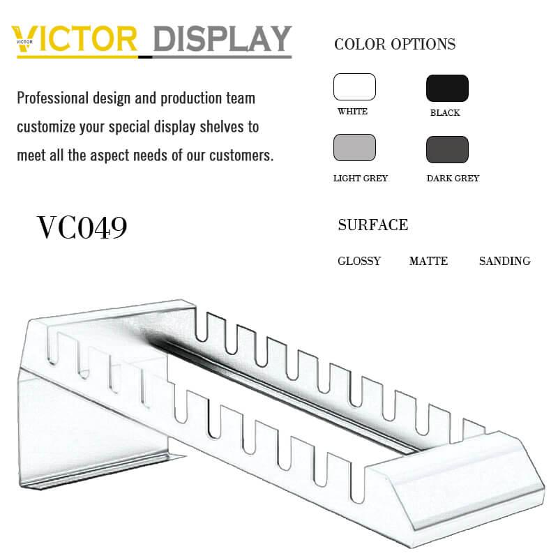 VC049 Wholesale Victor Ceramic Tiles Rack