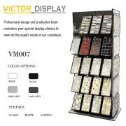VM007 mosaic tile showroom display cabinet (1)