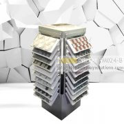 VM024-B mosaic ceramic tiles display rack (1)
