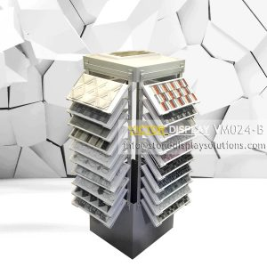 mosaic ceramic tiles display rack