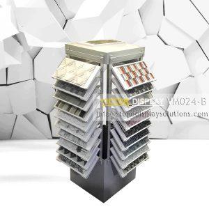 mosaic ceramic tiles display rack