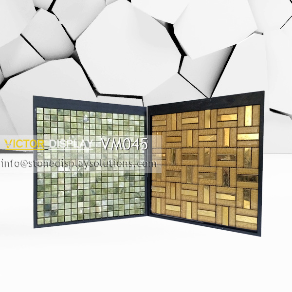 VM045 Plastic display boards for mosaic tiles (2)