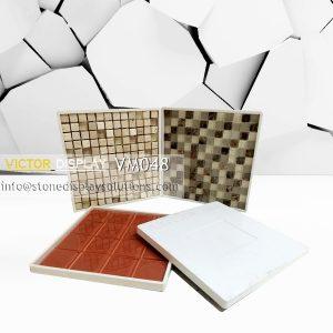 VM048 High Quality Mosaic Tile Design Display Board