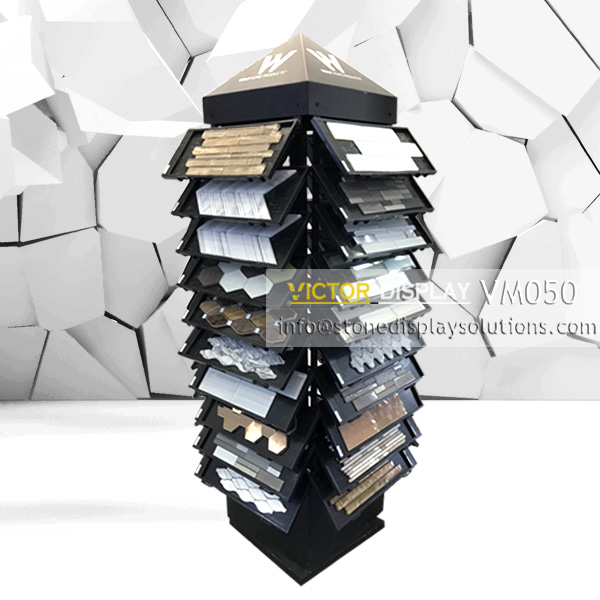 Mosaic tile samples display stand (1)